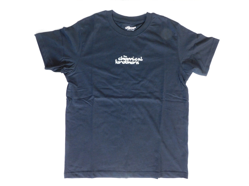 CHEMICAL BROTHERS Tシャツ BLACK