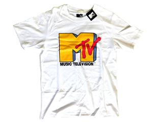 MTV T-shirt white