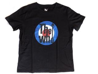 THE WHO MODSマーク Tシャツ Black