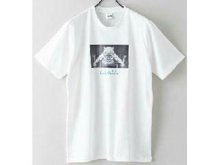 嘴平伊之助のTシャツ 白