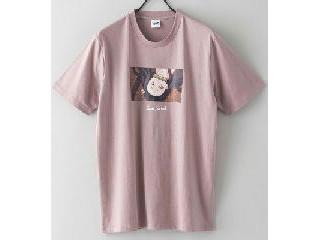 禰豆子のTシャツ ピンク
