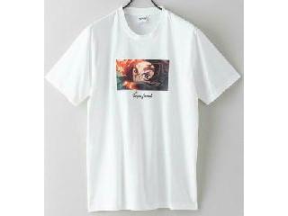 炭治郎のTシャツ 白