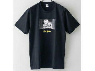 我妻善逸のTシャツ 黒