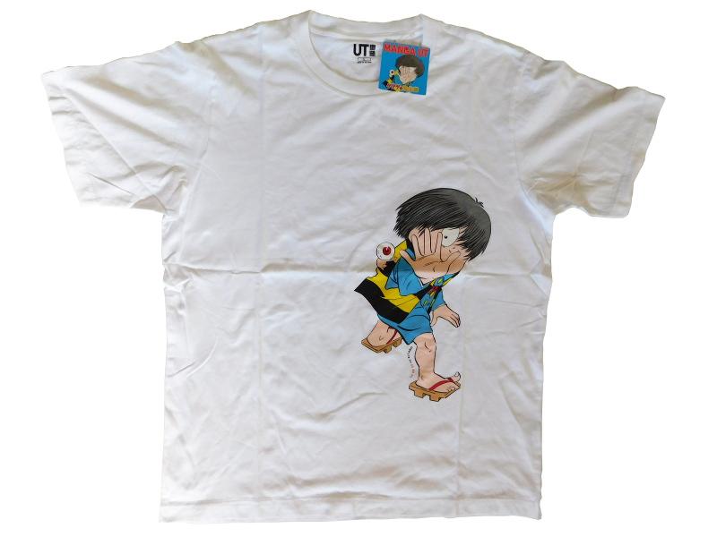 鬼太郎 Tシャツ 白