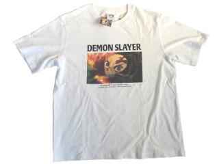 炭太郎のTシャツ 白