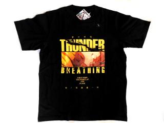 善逸のTシャツ 雷の呼吸
