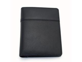 コンパクトな財布 ネイビー